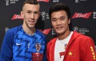 Tiến Dũng U23 trao giải cầu thủ xuất sắc trận bán kết World Cup 2018