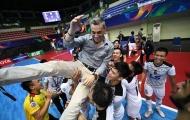 Điểm tin bóng đá Việt Nam tối 11/08: HLV Thái Sơn Nam muốn vô địch châu Á, thầy Park không sợ Hàn Quốc