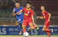 Bảng B VCK U15 Quốc gia 2018: Sanna Khánh Hòa, Viettel vào bán kết