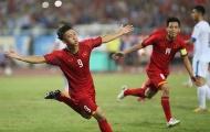 Sao U23 Việt Nam xuất sắc nhất tháng 7&8 V-League 2018