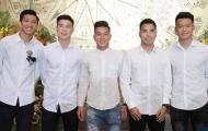 Điểm tin bóng đá Việt Nam sáng 8/9: U23 Việt Nam bảnh bao nhận thưởng