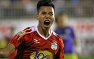 Sao U23 Việt Nam mờ nhạt, HAGL thua tan nát FLC Thanh Hóa