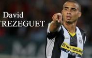 Huyền thoại Juventus - David Trezeguet đến Việt Nam