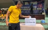 Công Vinh đồng hành cùng PTV Sài Gòn làm từ thiện