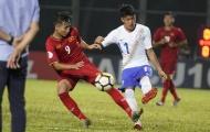 Thua U16 Ấn Độ, HLV Vũ Hồng Việt đổ lỗi mặt sân xấu