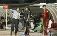 """""""Còng lưng"""" lo trụ hạng V-League, HLV Miura mơ giúp TP.HCM vươn tầm châu lục"""