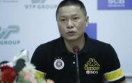 HLV Hà Nội chê Bình Dương không dám chơi bóng đá đẹp