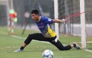 Thủ thành Tuấn Mạnh: Nỗ lực để khẳng định vị trí số 1 tại AFF Cup 2018