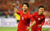 'Bắn hạ' Malaysia, ĐT Việt Nam được thưởng hơn 1 tỷ