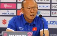 HLV Park Hang-seo: 'Myanmar là đội bóng có lối chơi tấn công nguy hiểm'