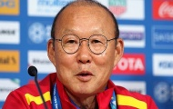 Thua 2 trận ở Asian Cup 2019: Thầy Park nói 1 điều tâm đắc