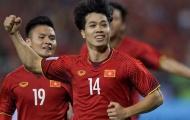 Báo Nhật ví Quang Hải với Công Phượng là cặp Xavi - Messi của Barcelona