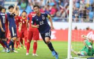 'May mắn cầu thủ Nhật Bản mới ghi bàn vào lưới Việt Nam'