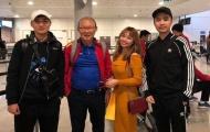Thầy Park giao lưu cùng fan, ĐT Việt Nam về nước