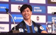 Công Phượng: 'Tôi mong muốn đưa bóng bóng đá Việt Nam ra Quốc tế'