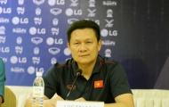 HLV Nguyễn Quốc Tuấn: 'U22 Việt Nam sẵn sàng hướng đến chiến thắng đầu tiên'