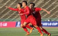 Chùm ảnh: U22 Việt Nam nhọc nhằn ngược dòng 2-1 trước Philippines