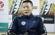 Thắng thuyết phục trận 'Derby thủ đô', HLV Hà Nội không vui vì trọng tài
