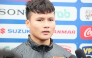 Đeo băng thủ quân U23 Việt Nam, Quang Hải nói gì?