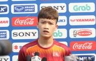 U23 Việt Nam vắng đội trưởng, đội phó nói gì trước buổi tập?