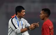HLV U23 Indonesia không ngán Việt Nam, sẵn sàng chiến Thái Lan