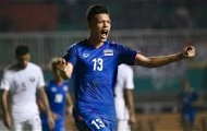 'Sát thủ' U23 Thái Lan dành 'lời có cánh' cho thầy trò HLV Park Hang-seo