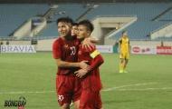 TRỰC TIẾP U23 Việt Nam 6-0 U23 Brunei (KT): Quang Hải lập công, Rồng đỏ thị uy sức mạnh