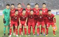 Những kỷ lục khủng khiếp của U23 Việt Nam tại vòng loại Châu Á 2020
