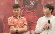 """Phan Văn Đức """"quẩy"""" tưng bừng tại buổi họp fan và mừng sinh nhật"""