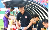 Chiếm lại ngôi đầu từ tay Hà Nội, HLV TP.HCM lần đầu nói về chức vô địch