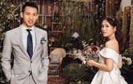 Trò cưng HLV Park Hang-seo khoe ảnh cưới đẹp lung linh