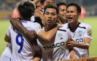 Văn Thanh trở lại, HAGL thắng tưng bừng trước Viettel