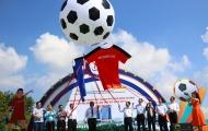 Giải bóng đá phong trào Bình Dương lập kỷ lục với 168 đội tham dự