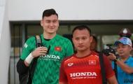 Văn Lâm 'mách nước' cho thầy Park, ĐT Việt Nam sẵn sàng chiến Thái Lan
