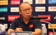 HLV Park Hang-seo: 'Vô địch King's Cup mà cầu thủ không chấn thương là điều quá hoàn hảo'