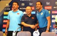 Video Thầy Park quyết vô địch King's Cup, Anh Đức tự hào 'xé lưới' Thái Lan