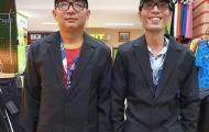 """Phóng viên Việt """"phát hoảng"""" khi mặc vest tác nghiệp chung kết King's Cup"""
