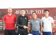 Bán kết lượt đi AFC Cup 2019: Bình Dương quyết đánh bại PSM Makassar