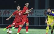 18h00 Trực tiếp U23 Việt Nam 1-0 U18 Việt Nam (KT): Martin Lo lọt vào mắt xanh thầy Park