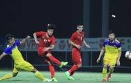 U23 Việt Nam vất vả vượt qua U18 Việt Nam