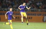 Đội trưởng Văn Quyết rực sáng, Hà Nội FC vùi dập 'người anh em' Sài Gòn 4-1