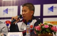 HLV Hoàng Anh Tuấn: 'Khán giả đến sân không phải xem U18 Việt Nam thất bại'