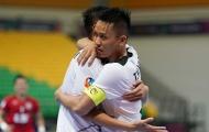 Ngược dòng ấn tượng, Thái Sơn Nam giành trọn 3 điểm ngày ra quân giải futsal châu Á