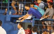 HAGL thua trận, Tuấn Anh lặng lẽ cúi đầu chào fan