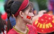 Bóng hồng Việt, cháy hết mình tiếp lửa ĐT Việt Nam đấu Thái Lan