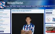 Trang chủ SC Heerenveen nói điều đặc biệt về Văn Hậu sau trận đấu của ĐT Việt Nam
