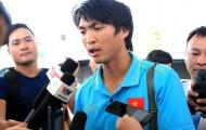 Về nước, Tuấn Anh nói điều đặc biệt sau trận đấu gặp Thái Lan