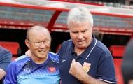 HLV Guus Hiddink: 'Đây sẽ là trận đấu khó khăn cho bạn tôi và U22 Việt Nam'