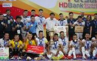 Giải Futsal VĐQG 2019: Thái Sơn Nam bảo vệ thành công ngôi vô địch