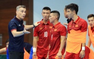 ĐT Futsal Việt Nam hội quân chuẩn bị giải vô địch Đông Nam Á 2019